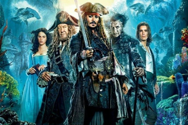 Mixed reviews for Pirates of the Caribbean 5""