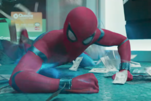 Spider Man Homecoming Money