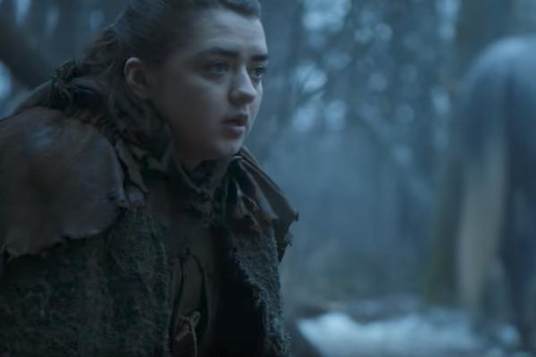 Game Of Thrones Trailer Arya