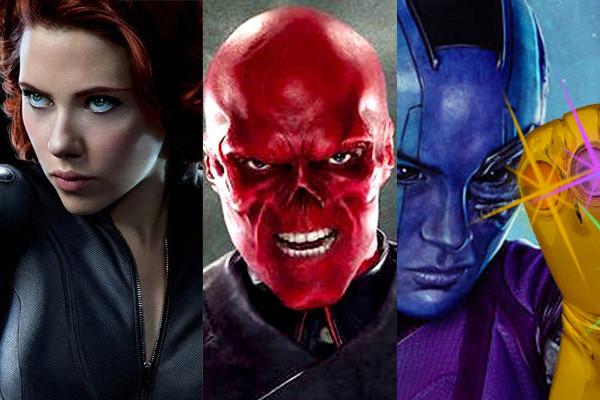 Marvel Phase 3 Header