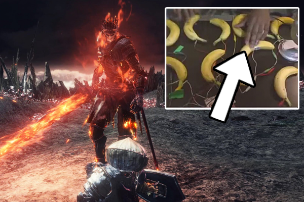 Dark Souls Bananas
