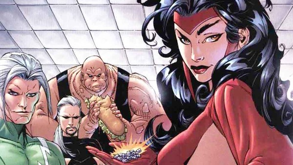 Magneto Marvel X-Men