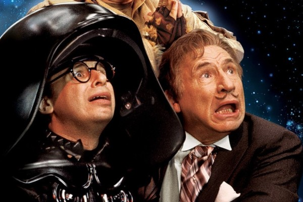 Mel Brooks Says Star Wars Reawakening Has Restarted Talks On Spaceballs 2