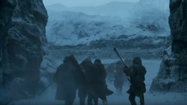 Game Of Thrones Trailer Beyond The Wall