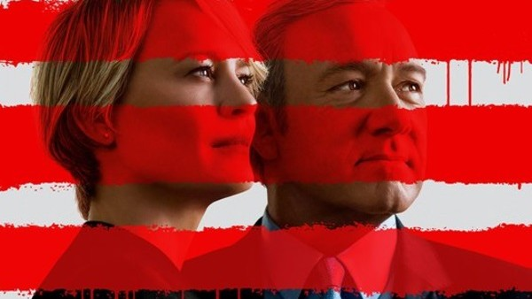 House Of Cards Robin Wright Kevin Spacey