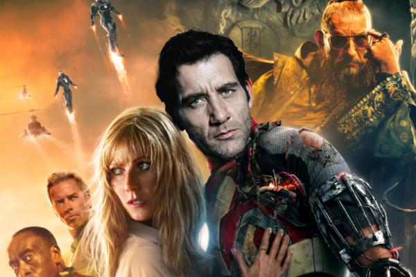 Iron Man 3 Clive Owen