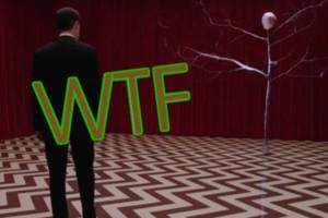 Twin Peaks WTF