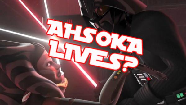 Star Wars Rebels Ahsoka Lives