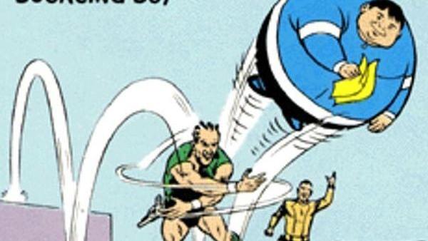 Green Lantern Volk