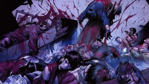 X-Men Deaths