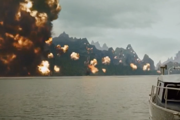 Arrow Season 5 Finale Lian Yu