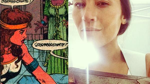 Wonder Woman Epione