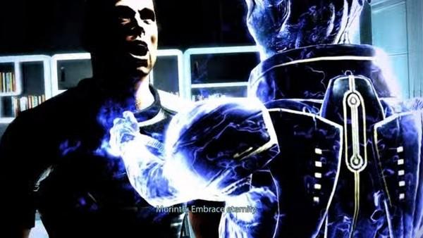 Romancing Morinth Mass Effect 2
