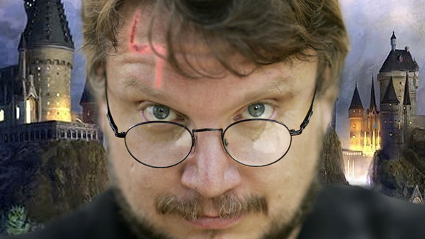 Guillermo Del Toro Harry Potter