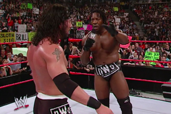 Image result for booker t nwo