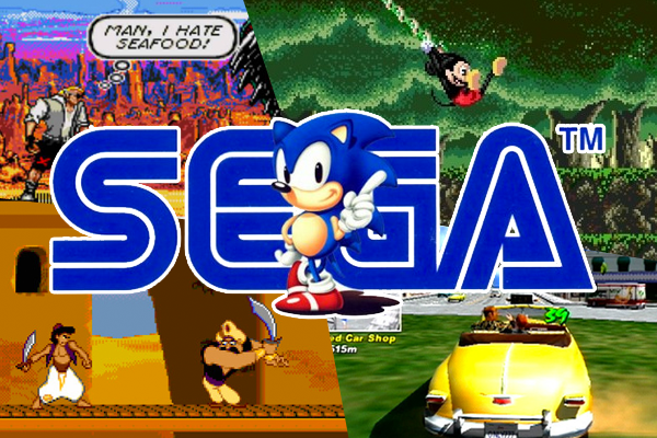 Sega Video Games