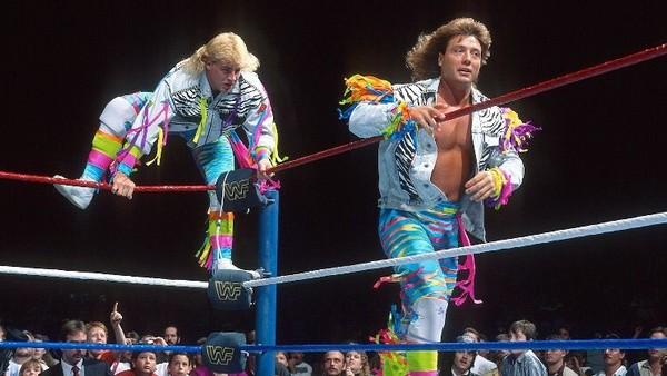The Rockers WWE