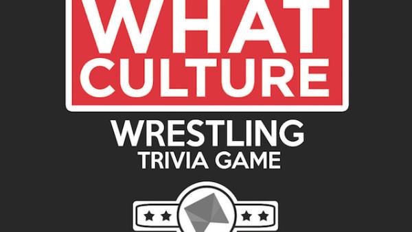 WhatCulture Wrestling Trivia Board Game