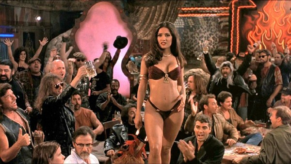 Salma Hayek From Dusk Till Dawn