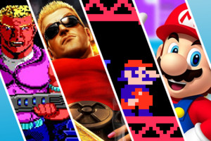 10 Video Game Characters Before They Were Famous