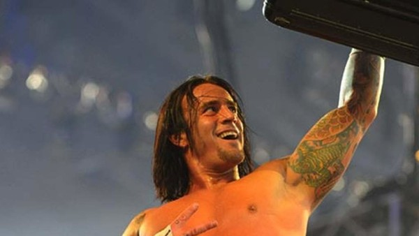 CM Punk Money In The Bank