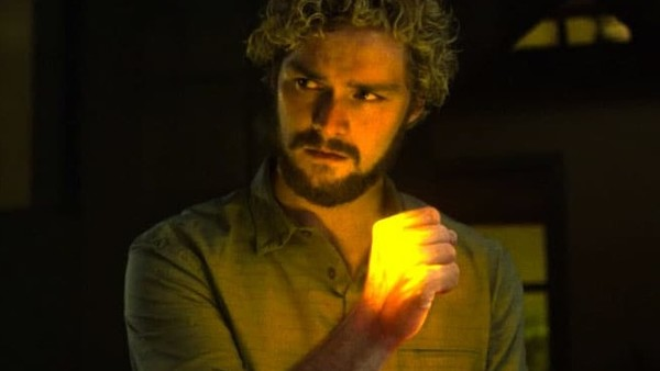 Iron Fist Danny Rand Finn Jones