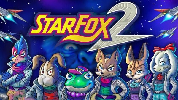 Snes Classic Star Fox 2