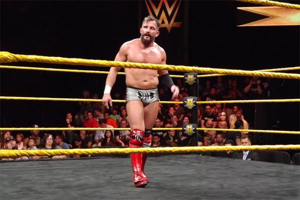 Bobby Fish NXT