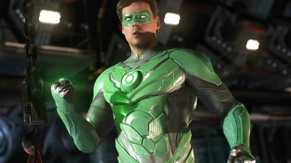 Injustice 2 Green Lantern