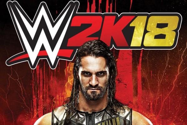 WWE 2K18 Rollins