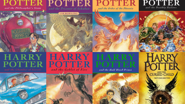 Image result for Harry poter all the books