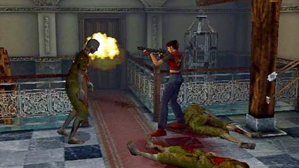 Alexia Ashford Resident Evil