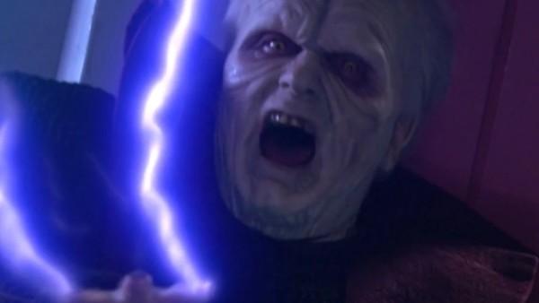 Star Wars Revenge Of The Sith Palpatine