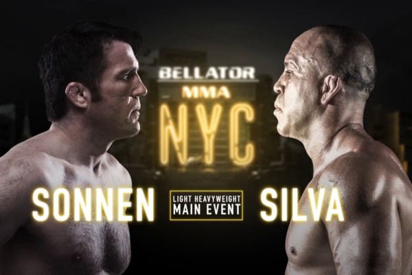 Bader wins light heavyweight title in Bellator's NYC debut