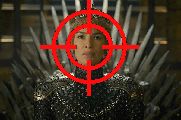 Game Of Thrones Cersei Dead