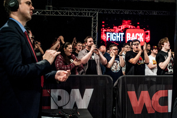 WCPW Fight Back Now Available To Watch