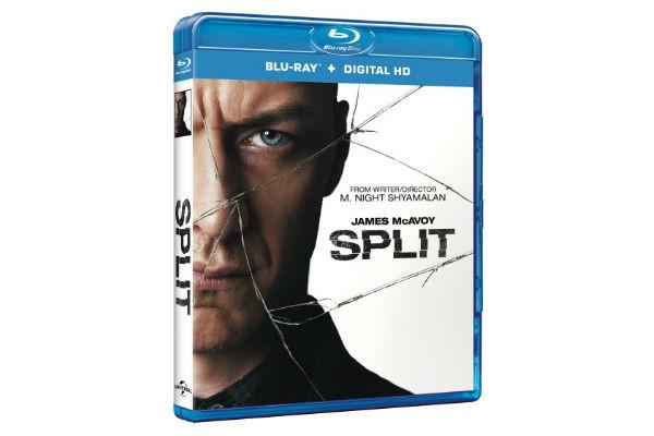 SPLIT Blu Ray