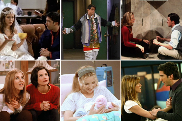 Friends Greatest Episodes