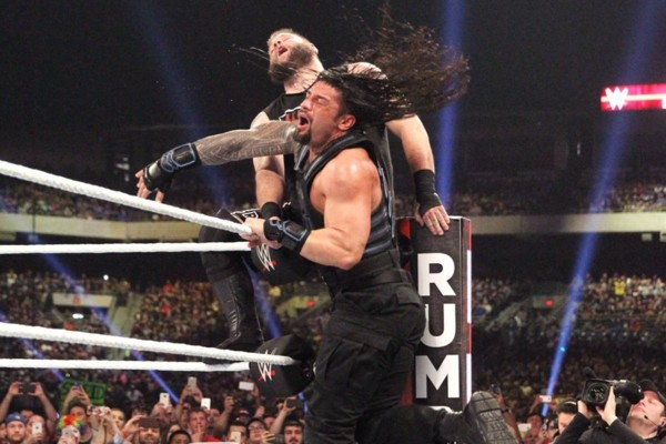 10 Best Roman Reigns WWE Matches