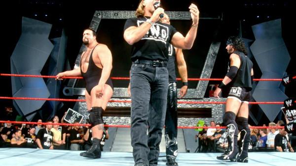 Shawn Michaels Kevin Nash Big Show X Pac NWo