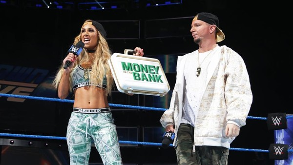 Carmella James Ellsworth
