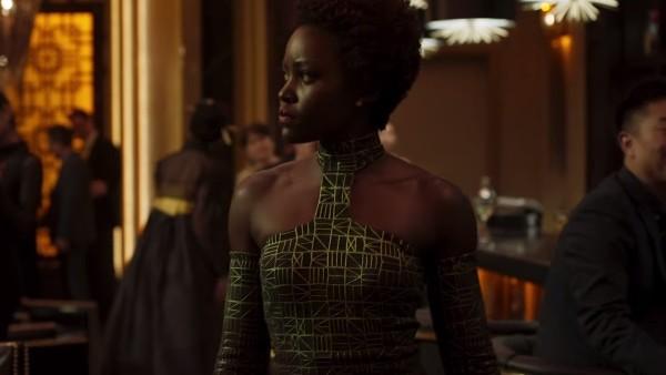 Black Panther Lupita NyongO Nakia