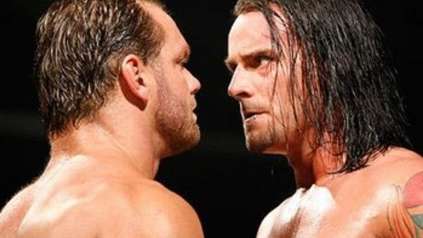 Chris Benoit Vs CM Punk