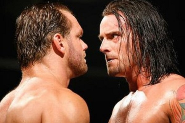 Chris Benoit Vs CM Punk