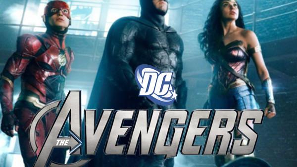 Justice League Avengers