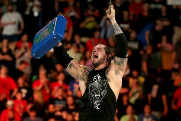 Money In The Bank Baron Corbin