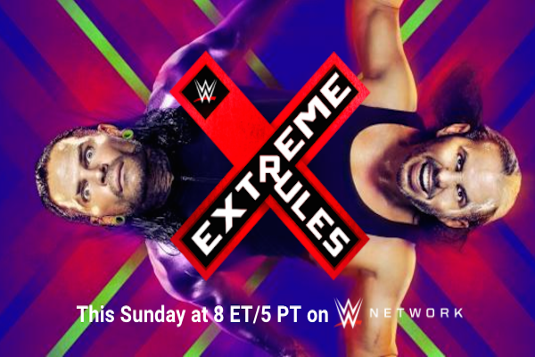 WWE Extreme Rules Match Card And Predictions