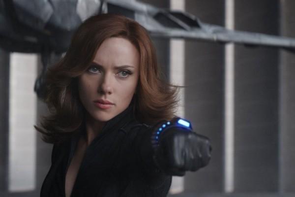 Captain America Civil War Black Widow