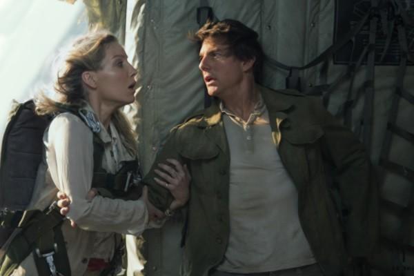 The Mummy Tom Cruise Annabelle Wallis