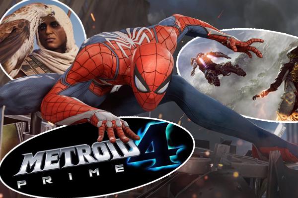 E3 2017 VIDEO GAMES